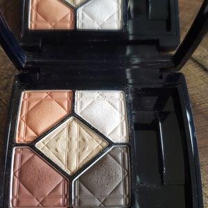 Dior eyeshadow 5 couleur